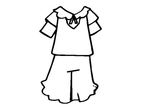 girl school uniform coloring page coloringcrew com