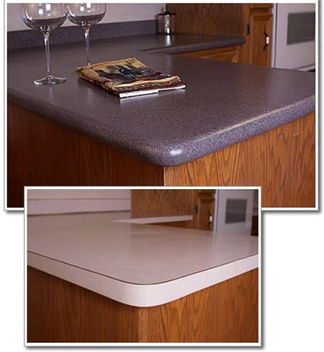 Miracle Countertops by How Can I Get Rid Of The Square Edges On Countertops
