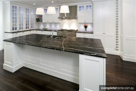 Ornate Kitchen Cabinets by Hamptons Luxury Kitchen Completehome