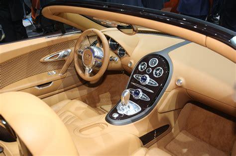 bugatti chiron interior bugatti launches certified pre owned veyron program