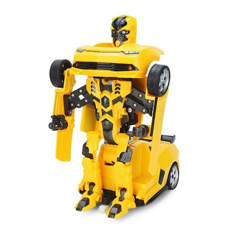 Tt667 Rc Radio Remote Transformer Vehicle Car Deform Robot tokuniku rc radio remote transformer vehicle car