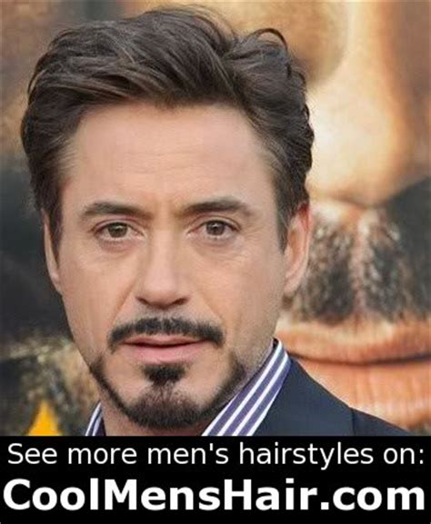 directions for the tony stark haircut robert downey jr layered wavy hairstyles cool men s hair