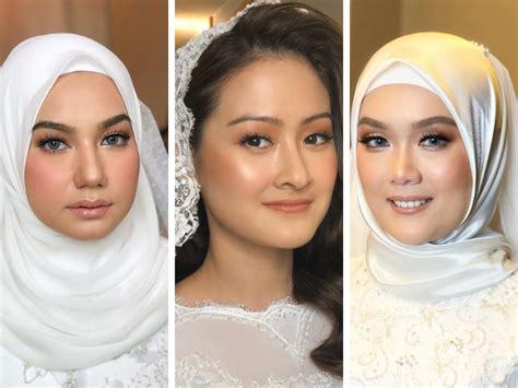mekap  lipstik merah  mua selebriti jadi pilihan pengantin pesona pengantin