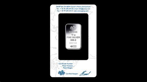 Alarm Fortuna bullion list silver p 10g silver p fortuna