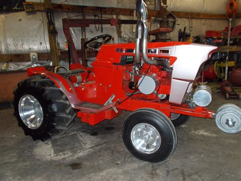sears garden tractors how about this awsome sears suburban garden tractor custom puller pic1 ga rod en tractor