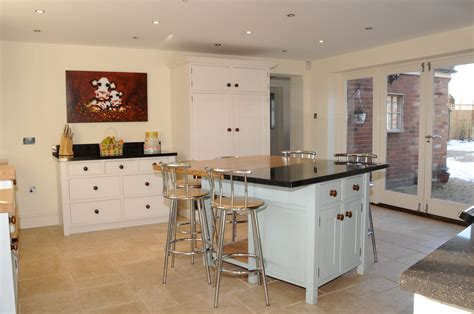 Kitchen Island With Shelves by Free Standing Kitchen Furniture The Bespoke Furniture