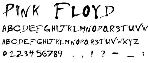 tattoo fonts photoshop sub p pink floyd refont font fonts photoshop font
