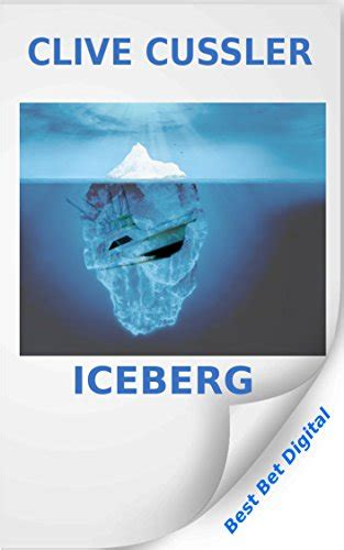 libro iceberg dirk pitt adventure the hoax of the lake michigan striped icebergs hubpages