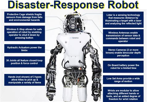how to a to search and rescue humanoid robot takes beatings and as nimble as mountain goat market