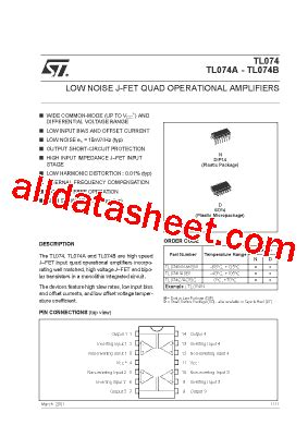 transistor a970 data sheet pdf tl074 datasheet pdf stmicroelectronics