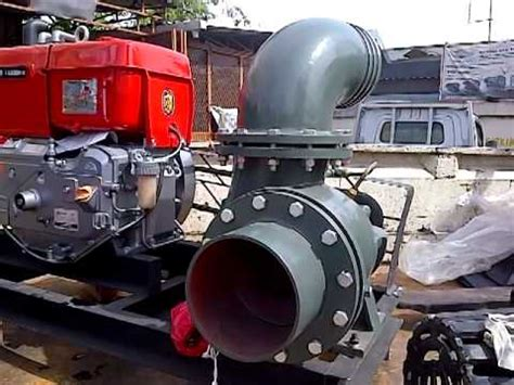 Pompa Air Diesel Mini Harga pompa pengendalian banjir 12inch doovi