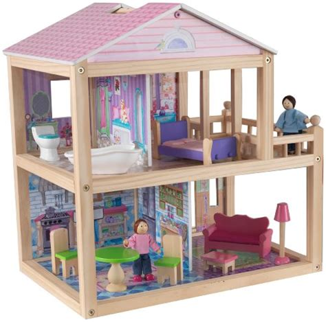 hello kitty wooden dolls house best dollhouses under 100 for christmas 2013