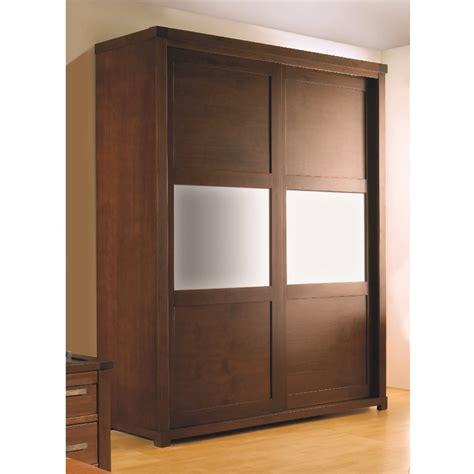puerta corredera armario ropero con puertas correderas y en madera de pino macizo