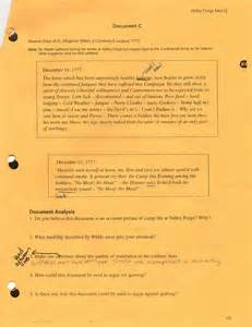 Quit Essay by Dbq Essay Valley Forge George Washington From Valley Forge On The Urgent Need For