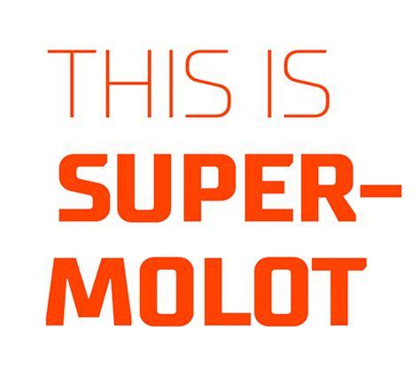 Dafont Molot | supermolot on typography served