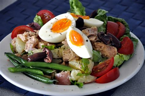 Green Kitchen by Salade Nicoise Please Pass The Recipe