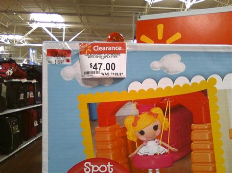 lalaloopsy doll house walmart lalaloopsy little tykes play house clearanced even more