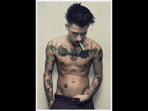 front shoulder tattoos for men front shoulder tattoos for