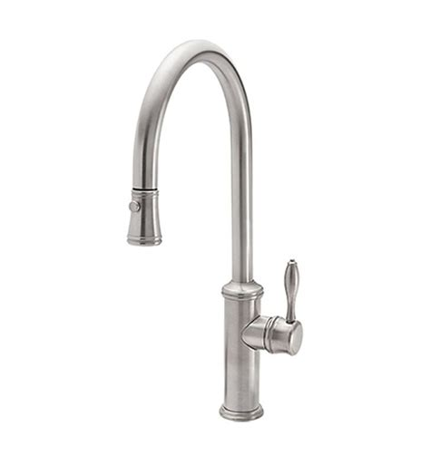 California Faucets Review by California Faucets K10 101 42 Wht Davoli 15 3 4 Quot Single