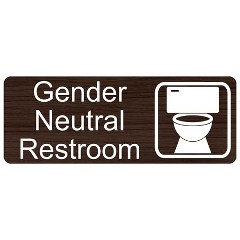gender neutral bathroom signs gender neutral restroom sign egre 25525 sym whtonkna