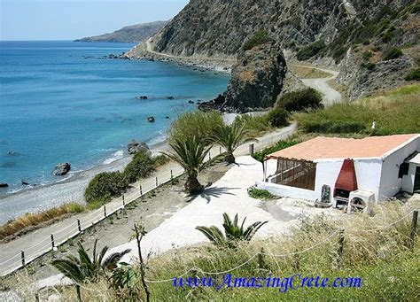 Crete Cottages by Rent Preveli Cottage On The In Preveli Crete