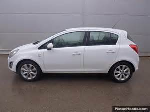 Vauxhall Corsa Excite Used 2014 Vauxhall Corsa 1 2 Excite 5dr Ac For Sale In
