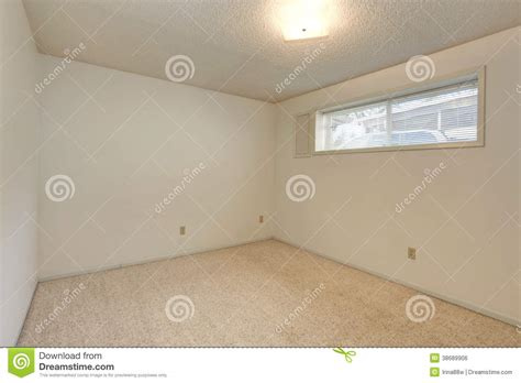 Free Small House Floor Plans Empty Small Room With A Narrow Window Royalty Free Stock