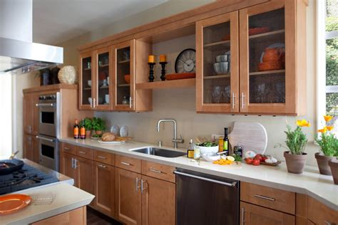 Kitchens With Light Oak Cabinets waypoint kitchens landmark cabinetry amp tiles