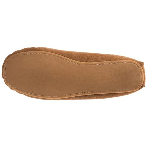 moc slippers clarks plush moc slippers for 7598y save 34
