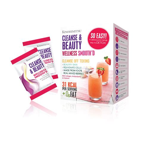 Wellness Detox Cleansing by Wellness Smooth D Cleanse