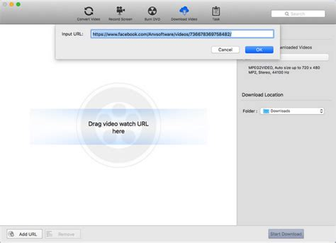 tutorial any video converter two simple ways to download facebook videos to your mac