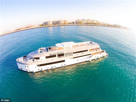 uber boat app uber offers rides on its luxurious party boat in dubai