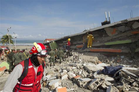 earthquake ecuador ecuador earthquake death toll reaches 413 says government