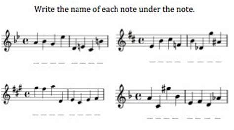 Note Identification Worksheet by Note Identification Worksheet Violin Teaching Resources