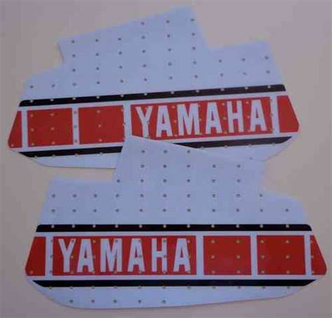 Sticker Yamaha Vintage by Yamaha Yz Vintage Stickers