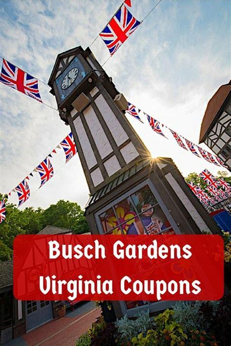 Busch Gardens Williamsburg Promo Code by Busch Gardens Williamsburg Promotion Code Discovery Ticket