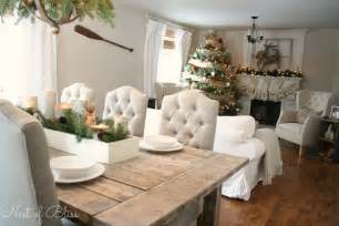 Chandelier Liquidators Christmas Farmhouse Tour Nest Of Bliss
