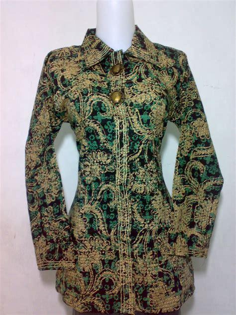 Baju Batik Wanita Terbaru Bwp007 baju kemeja batik baju kemeja batik wanita terbaru