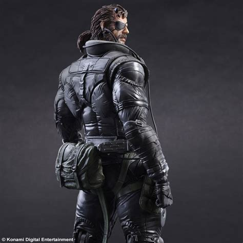 Metal Gear Solid Phantom Venom Snake Play Arts metal gear solid v the phantom sneaking suit venom