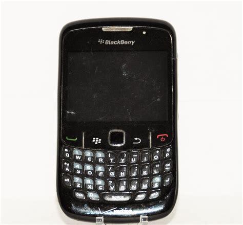 blackberry curve 8530 verizon cell phone black wifi cdma