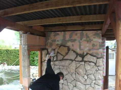zierleisten styropor wand 012 avi kroatischer stein beim verlegen