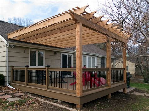 how to build a pergola a deck pergola design ideas pergola deck most selected design cedar varnished finish wooden posts