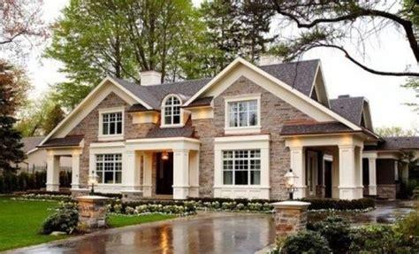 craftsman design homes 25 best ideas about brown brick exterior on