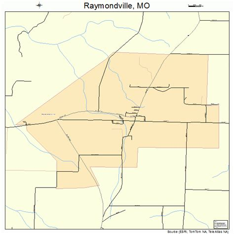 raymondville texas map raymondville missouri map 2960734