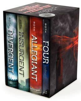 000758850x divergent series box set books divergent series ultimate four book box set divergent