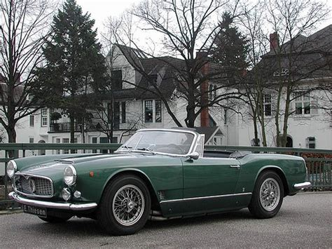 maserati 3500 gt spyder photos 5 on better parts ltd