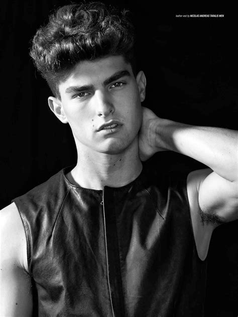 Paolo Anchisi by Kristiina Wilson for WE Men