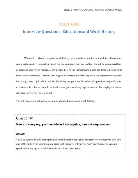 Recommendation Letter Questions Answers reference questions and answers collection of