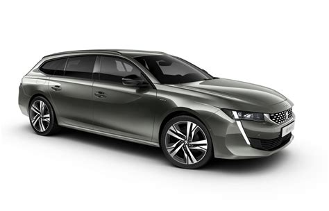 2019 Peugeot 508 Sw by 2019 Peugeot 508 Sw Wagon Revealed Performancedrive