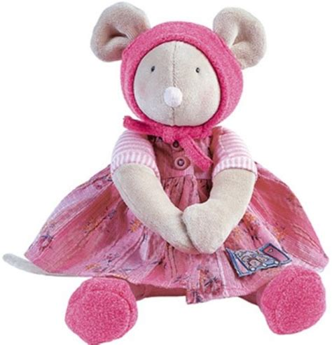 moulin roty lila mouse baby toys and christening gifts